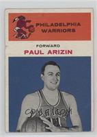 Paul Arizin [Poor]