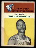 Willie Naulls [GOOD]