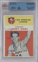 Jerry West [BVG/JSA Certified Auto]