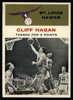 Cliff Hagan [EX]