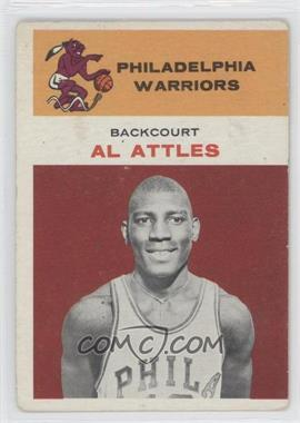 1961-62 Fleer #1 - Al Attles