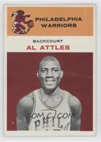 Al Attles [Good to VG‑EX]