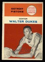 Walter Dukes [EX]