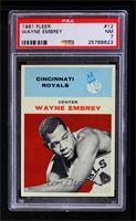 Wayne Embry [PSA7]