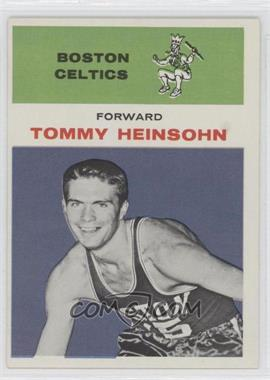 1961-62 Fleer #19 - Tom Heinsohn