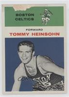 Tom Heinsohn [PoortoFair]