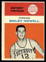 Bailey Howell [EX]