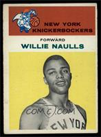 Willie Naulls [VG EX]