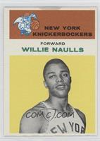 Willie Naulls [GoodtoVG‑EX]