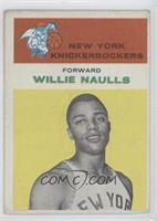Willie Naulls [Poor to Fair]