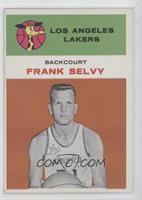 Frank Selvy