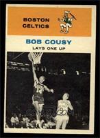 Bob Cousy [EX]