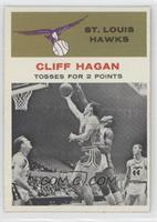 Cliff Hagan