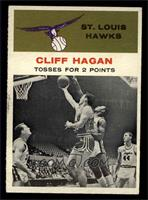 Cliff Hagan [EX MT]