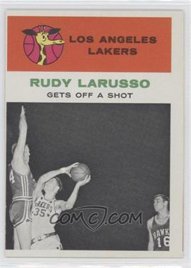1961-62 Fleer #57 - Rudy LaRusso
