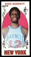 Dick Barnett [EX]