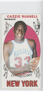 1969-70 Topps - [Base] #3 - Cazzie Russell