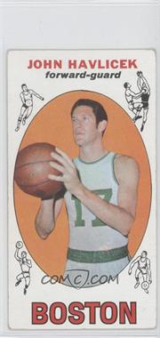 1969-70 Topps #20 - John Havlicek