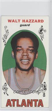 1969-70 Topps #27 - Walt Hazzard
