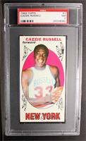 Cazzie Russell [PSA7]