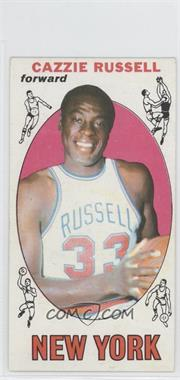 1969-70 Topps #3 - Cazzie Russell
