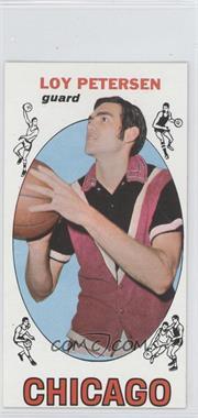 1969-70 Topps #37 - Loy Petersen