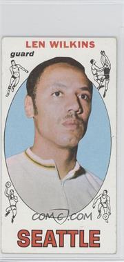 1969-70 Topps #44 - Len Wilkens