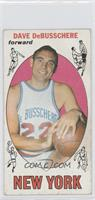 Dave DeBusschere [Good to VG‑EX]