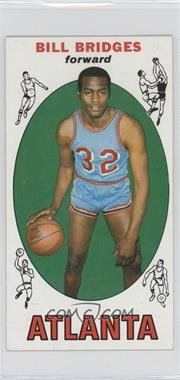 1969-70 Topps #86 - Bill Bridges
