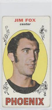 1969-70 Topps #88 - Jim Fox [Good to VG‑EX]