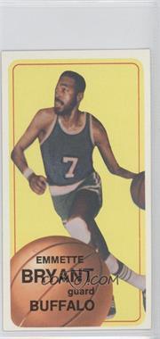 1970-71 Topps - [Base] #116 - Em Bryant