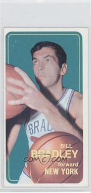 1970-71 Topps - [Base] #7 - Bill Bradley