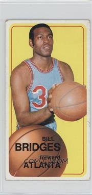 1970-71 Topps - [Base] #71 - Bill Bridges [GoodtoVG‑EX]