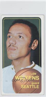 1970-71 Topps - [Base] #80 - Lenny Wilkens