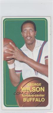 1970-71 Topps #11 - George Wilson