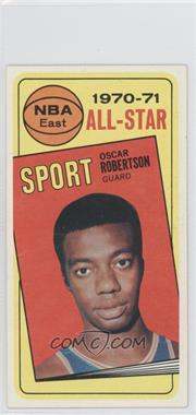 1970-71 Topps #114 - NBA East All-Star (Oscar Robertson)