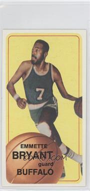 1970-71 Topps #116 - Em Bryant