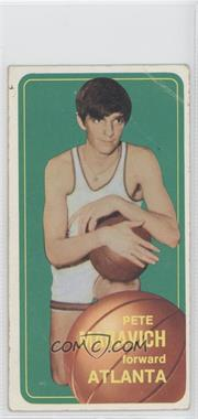 1970-71 Topps #123 - Pete Maravich [Good to VG‑EX]