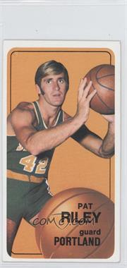 1970-71 Topps #13 - Pat Riley
