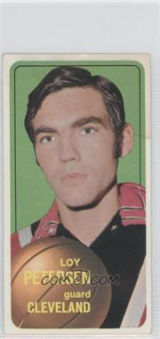 1970-71 Topps #153 - Loy Petersen