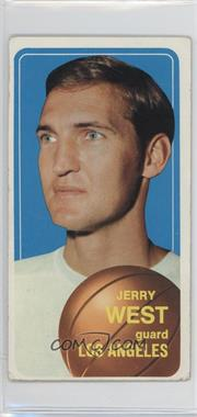 1970-71 Topps #160 - Jerry West