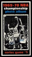 1969-70 NBA Championship [NM]