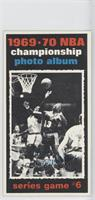 1969-70 NBA Championship (Game 6) [Good to VG‑EX]