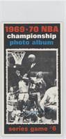 1969-70 NBA Championship - Wilt Chamberlain