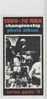 1969-70 NBA Championship - Wilt Chamberlain [GoodtoVG‑EX]