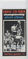 1969-70 NBA Championship (Game 7) [GoodtoVG‑EX]