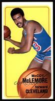 McCoy McLemore [EXMT]
