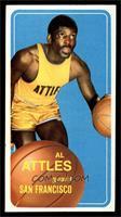 Al Attles [EXMT]