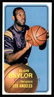 Elgin Baylor [NM]