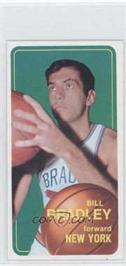 1970-71 Topps #7 - Bill Bradley